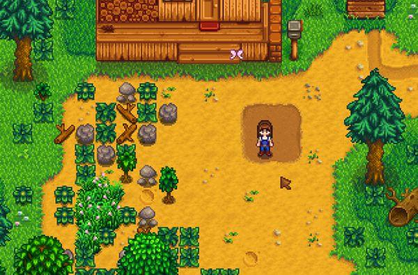 【Stardew Valley】農地選びのポイントとキャラクターデザインについてまとめ