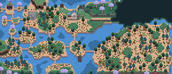 【Stardew Valley】牧場の敷地拡張MOD「Ace's Expanded Farms」