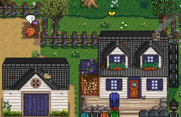 【Stardew Valley】建物の外観変更mod「Hudson Valley Buildings- Complete Pack」