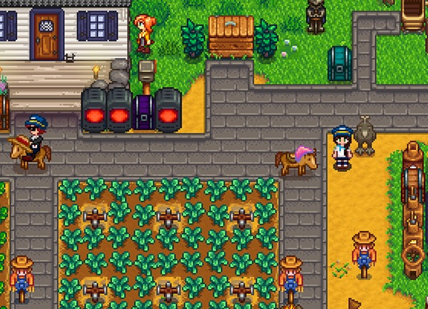 StardewValley 紹介