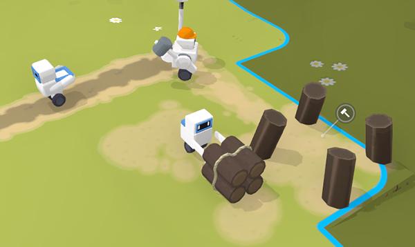 人間になりたいロボットたちの街づくりゲーム「The Colonists」をオススメしたい!!