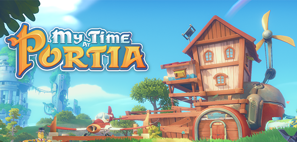 My Time At Portia 紹介