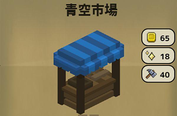 Stone Hearthの青空市場
