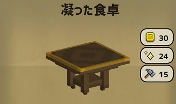 Stone Hearthの凝った食卓