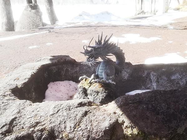 群馬県 大洞赤城神社 大沼