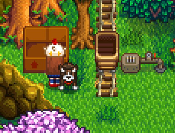ペットを追加するMOD「More Animals」 MOD Stardew Valley