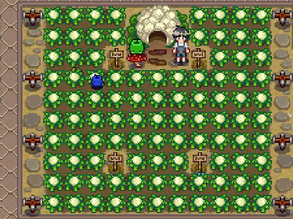 カカシ・ジュニモ小屋などを可愛くするMOD「Ran's Farm Decor」 MOD Stardew Valley