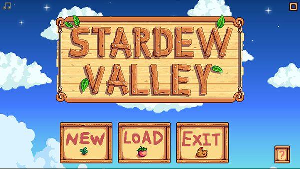 イントロをスキップしてくれるMOD「Skip Intro」 MOD Stardew Valley