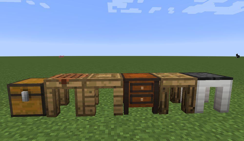 Tinkers Constructの作業台
