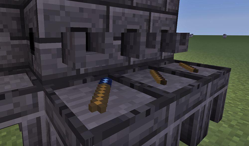 Tinkers Constructのボルトコアの作り方