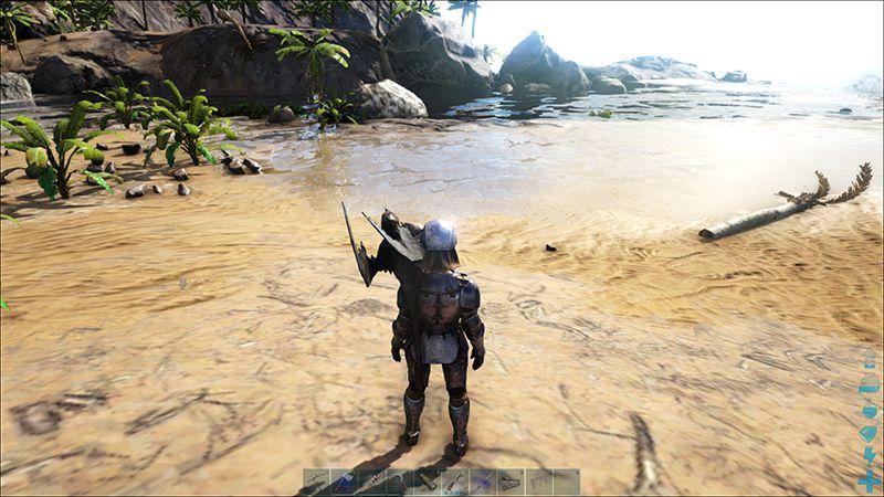 ARK Survival Evolvedの水の確保