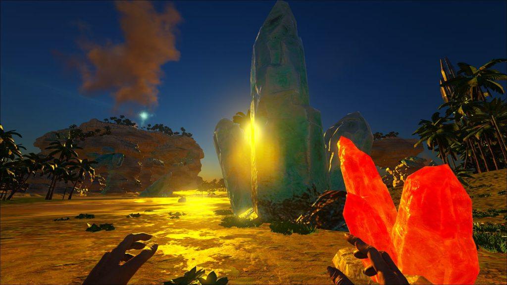 ISO:Crystal Isles