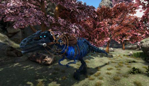 【ARK】Liquefied Giganotosaurusについて(mod版)