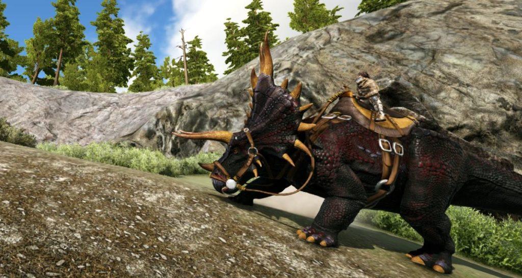 ark triceratops